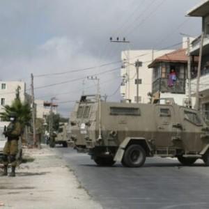 Hebron invasion